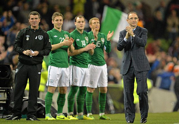 A good night for Ireland but the hard work starts now
