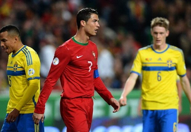 Sweden-Portugal Betting Preview: Neither side likely to keep a clean sheet with Ronaldo and Ibrahimovic present