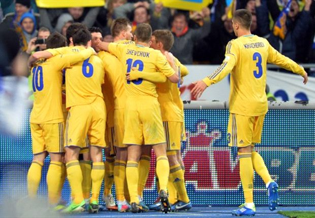 Ukraine coach Fomenko wanted more than two-goal lead over France
