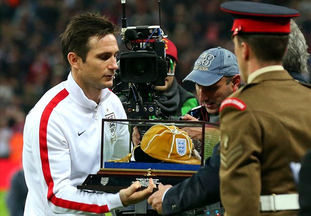 England World Cup squad profile: Frank Lampard