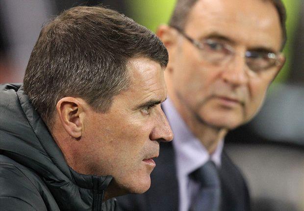 O'Neill menyatakan kepercayaannya kepada Keane.