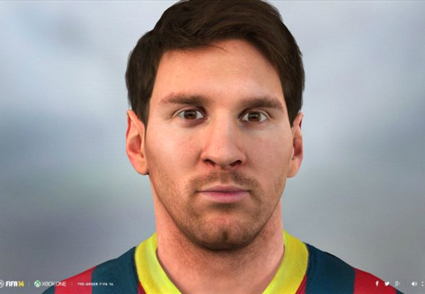 Messi tiene su avatar