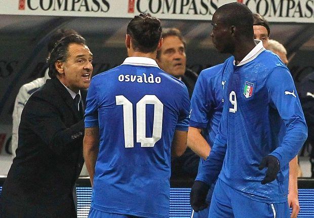 Prandelli cukup puas dengan performa pemainnya lawan Jerman.