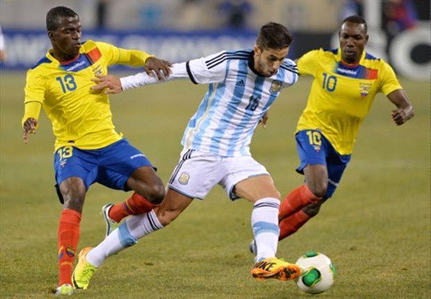 Ecuador 0-0 Argentina: Albiceleste held in Jersey