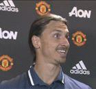 INGLATERRA: Zlatan ya rompe récords en Manchester