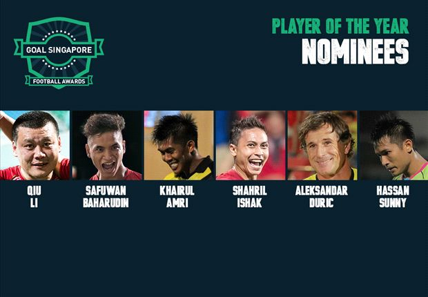 VOTE: Player of the Year