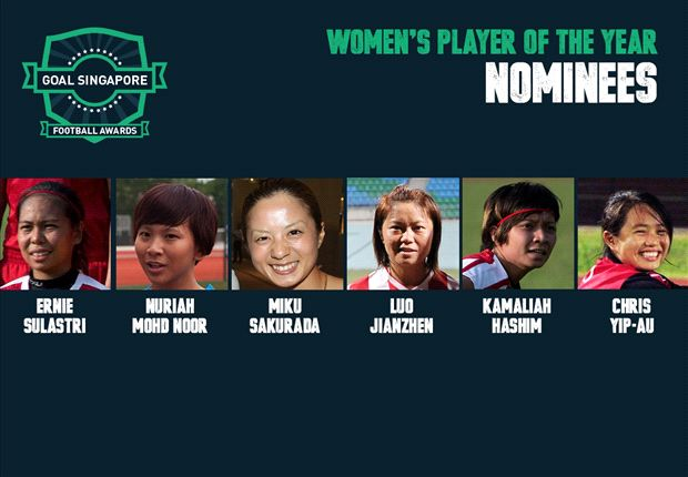 VOTE: Women's Player of the Year