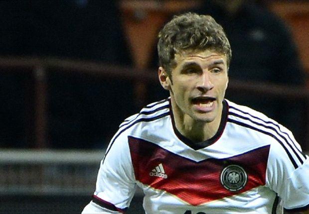 Trifft er erneut gegen England? - Thomas Müller