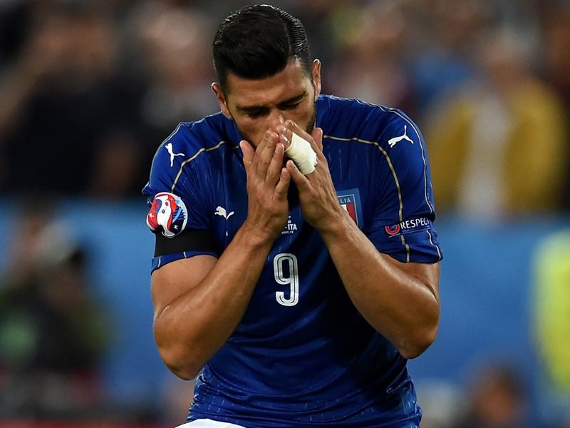 Italie, Pellè exclu par Ventura pour avoir refusé de lui serrer la main