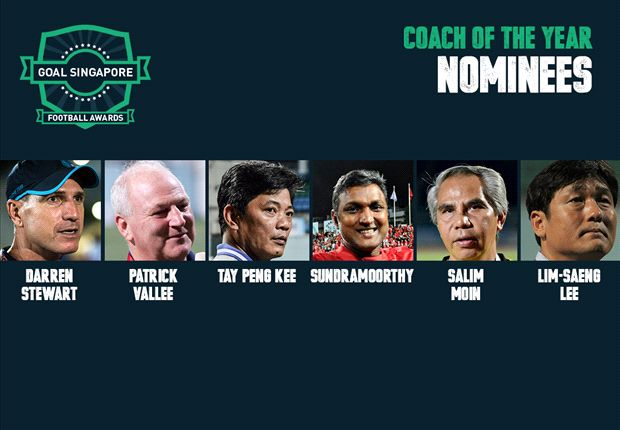 VOTE: Coach of the Year