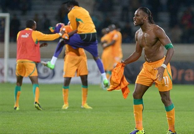 Drogba sets sights on World Cup knockout rounds after Cote d'Ivoire qualify