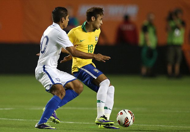 'I got out alive!' - Neymar jokes about physical Honduras approach