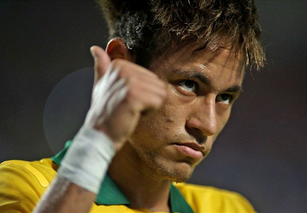 Scolari: Neymar is as good as Messi and Ronaldo