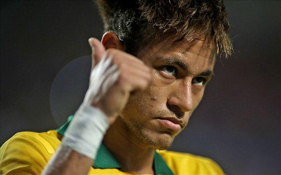 Neymar - Honduras vs Brazil 20131117