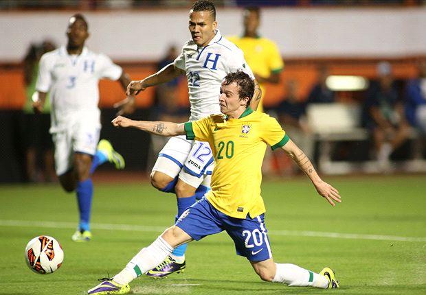 Lima Gol Brasil Hantam Honduras