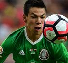 'No Man Utd bid for Lozano'