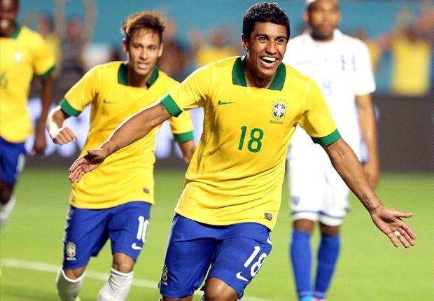 Paulinho: I feel important to the Selecao