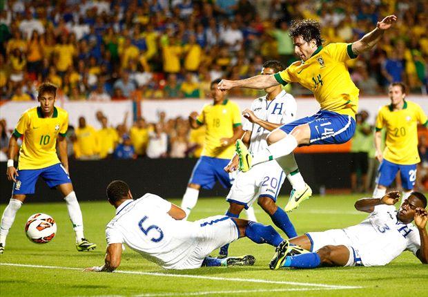 Brazil vs Honduras: A brief history