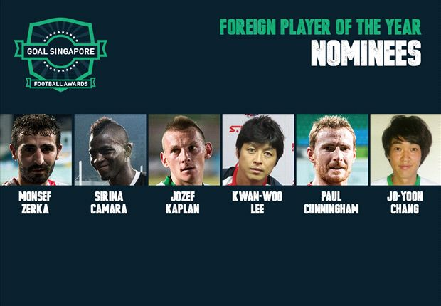 VOTE: Foreign Player of the Year