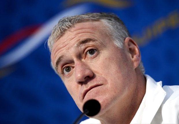 Deschamps: France must force Ukraine to crack