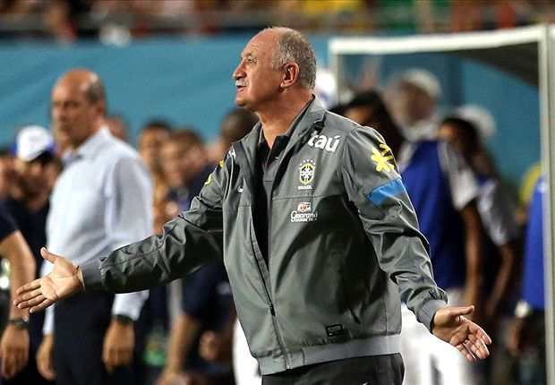 Scolari: We need to beat Chile