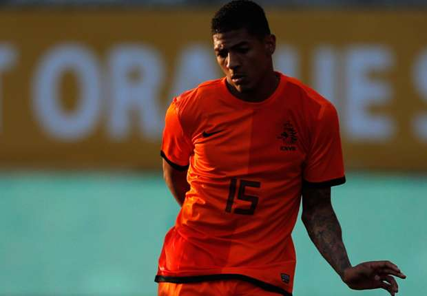 Dutch full-back Patrick van Aanholt
