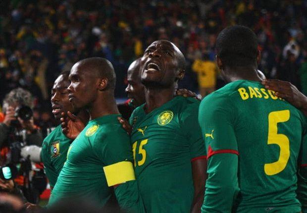 La mejor participación de Camerún en un Mundial fue en 1990: cuartos de final