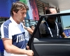 Conte bids farewell to Italy