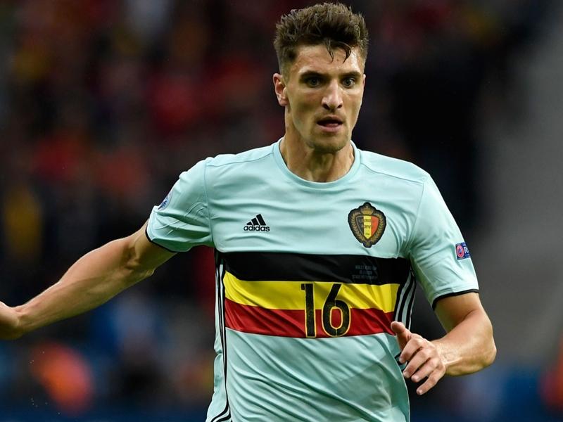 """Belgique, Meunier : """"J'aimerais jouer encore plus au PSG"""""""