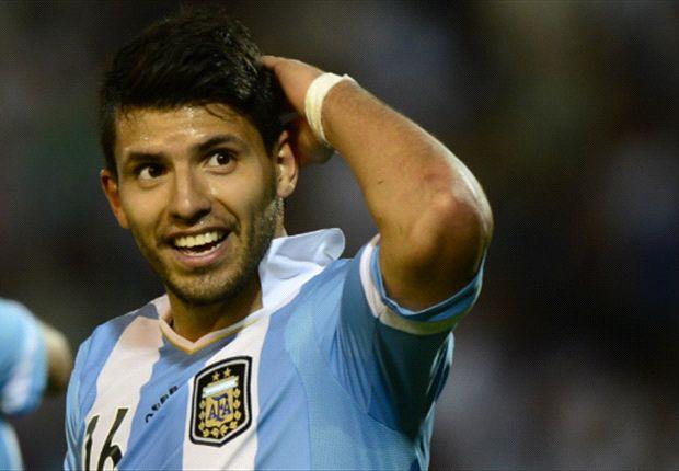 El Kun confía en Messi, Pipita y compañía.