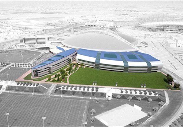 Hier soll bei der WM 2022 in Katar gespielt werden