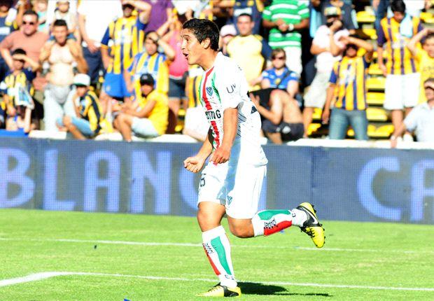 Ramiro Cáseres, el que mayor puntaje sacó en el 11 ideal de la fecha 16.