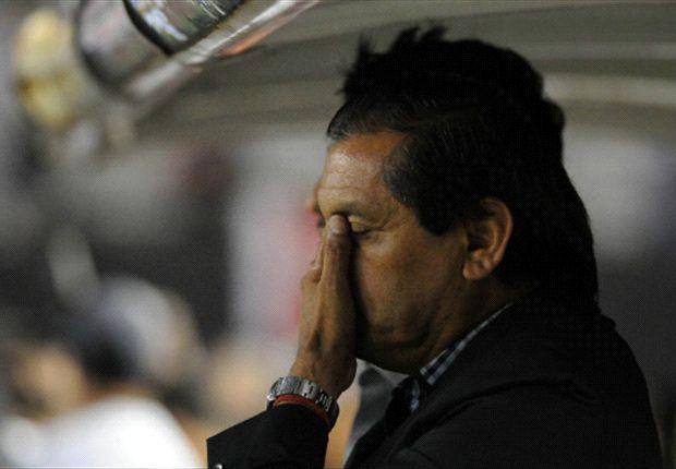 Ramón Díaz comienza a ser cuestionado por los hinchas.
