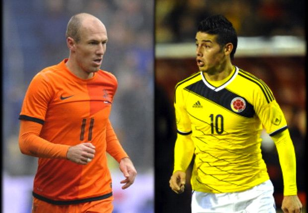Netherlands - Colombia Betting Preview: Attacking absentees to make for a tight encounter
