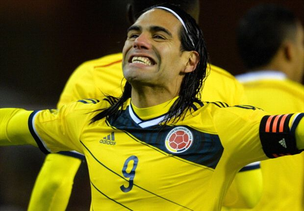 Valderrama: Falcao can be the 'figure' of the World Cup
