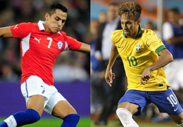 Brazil - Chile Betting Preview: Goals will come quickly Toronto