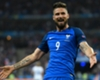 Giroud the star for France versus Iceland