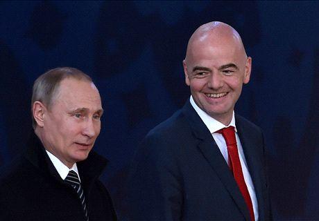 FIFA dismisses leaked Infantino memo