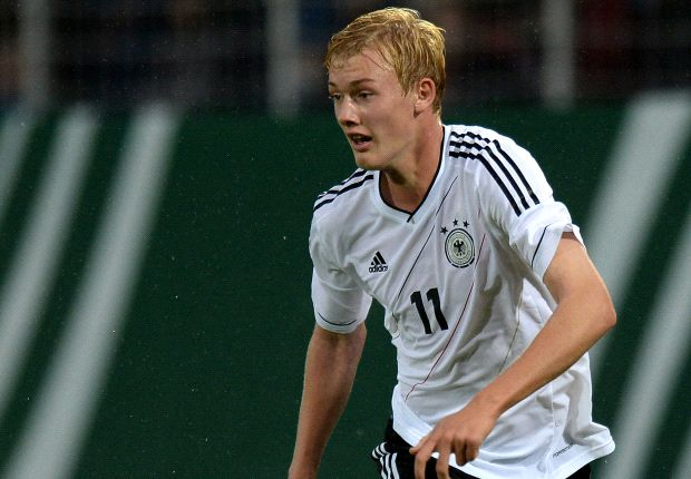Bayer Leverkusen win race to sign wonderkid Brandt
