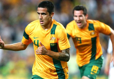 Australia 1-0 Costa Rica: Cahill heads winner in Postecoglou's first game in charge