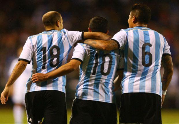 Argentina se mantiene en el podio del ranking FIFA