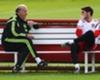 Del Bosque defiende a Casillas: No se portó mal conmigo