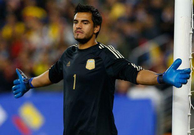 Chiquito Romero, uno de los cuestionados de la Selección.