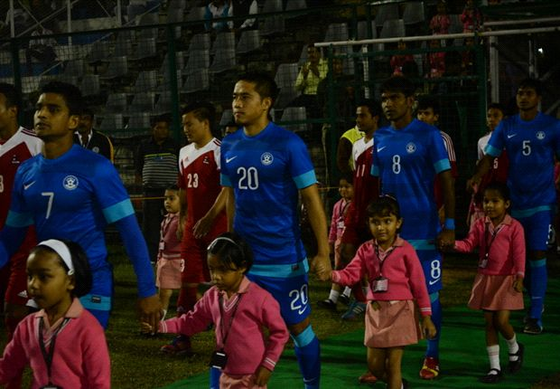 India 2-0 Nepal: The hosts enjoy a comfortable win over their neighbours