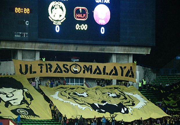 Harimau Malaya move up four spots in the latest FIFA rankings