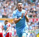 GALARCEP: Harrison giving NYCFC a boost after injury layoff