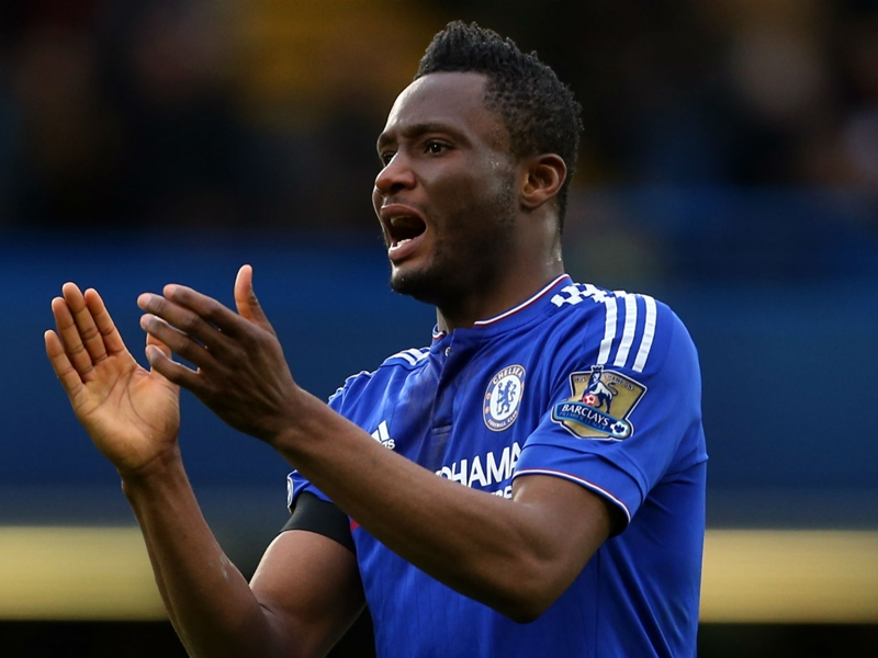 Mikel pens Chelsea farewell as Nigeria captain announces Tianjin TEDA move