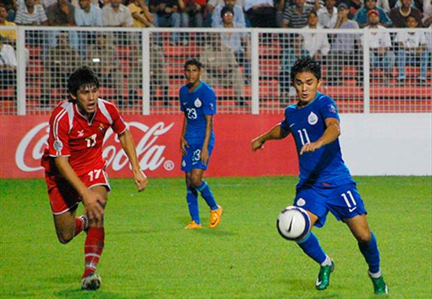 Exclusive: Sunil Chhetri To Go For Coventry City Trials - Dad
