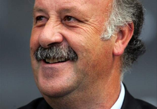 Spain Coach Del Bosque Set To Make Changes For Estonia Match
