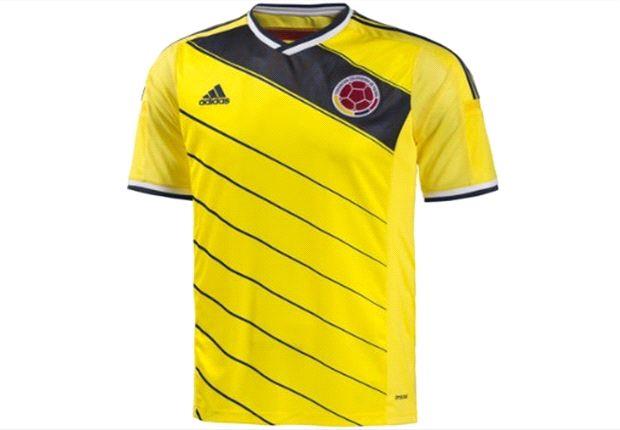 La nueva camiseta de Colombia es una Copia?